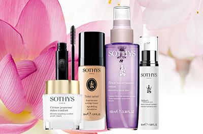 Neue Produkte von Sothys